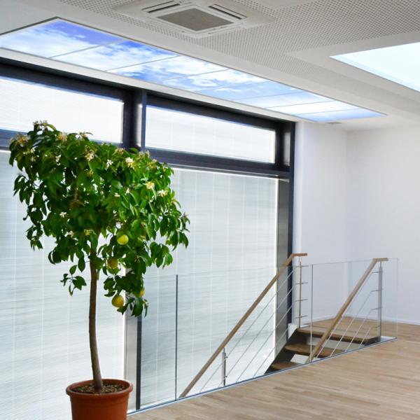 LED Panel für Rasterdecken
